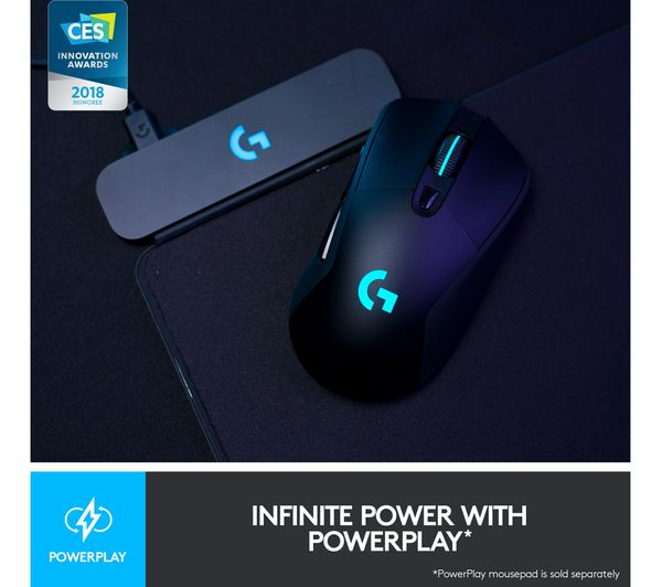 LOGITECH G703 HERO LIGHTSPEED RGB Wireless Optical Gaming Mouse