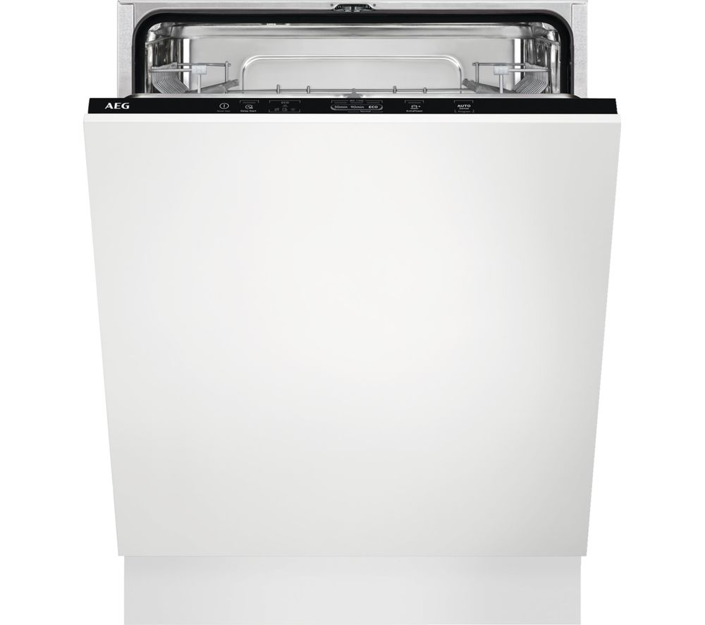AEG FSB42607Z Full-size Fully Integrated Dishwasher