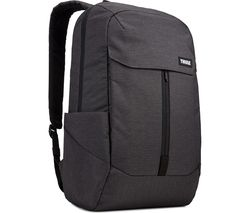 "THULE Lithos 20L 15.6"" Laptop Backpack - Black"