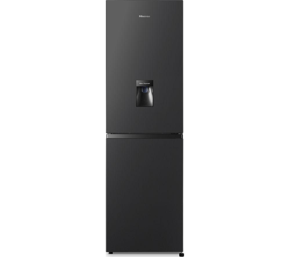 RB327N4WB1 50/50 Fridge Freezer - Black