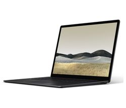 "MICROSOFT 15"" AMD Ryzen 5 Surface Laptop 3 - 256 GB SSD, Black"