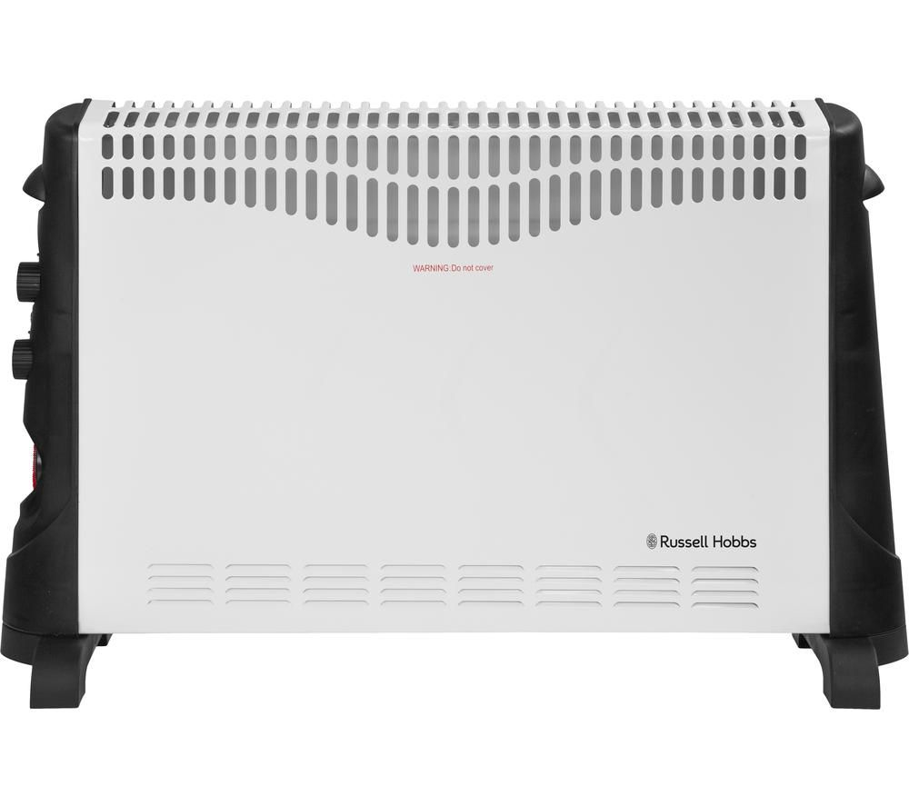 RHCVH4002 Portable Convector Heater - Black & White, Black