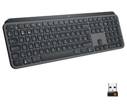 LOGITECH MX Keys Wireless Keyboard