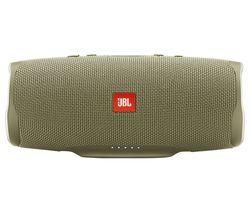 JBL Charge 4 Portable Speaker - Desert Sand