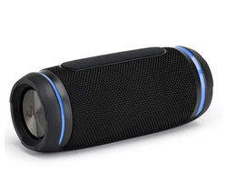 JVC SPX2 Portable Bluetooth Speaker - Black