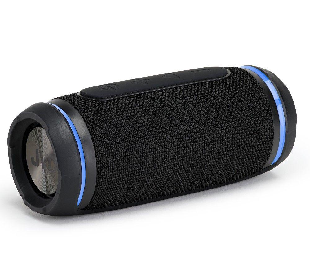 JVC SPX2 Portable Bluetooth Speaker - Black, Black