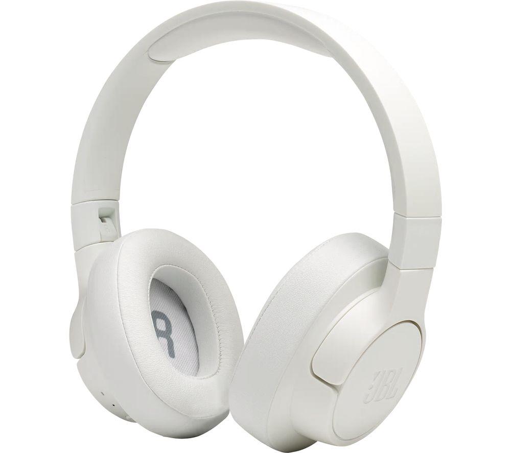 JBL Tune 700BT Wireless Bluetooth Headphones - White