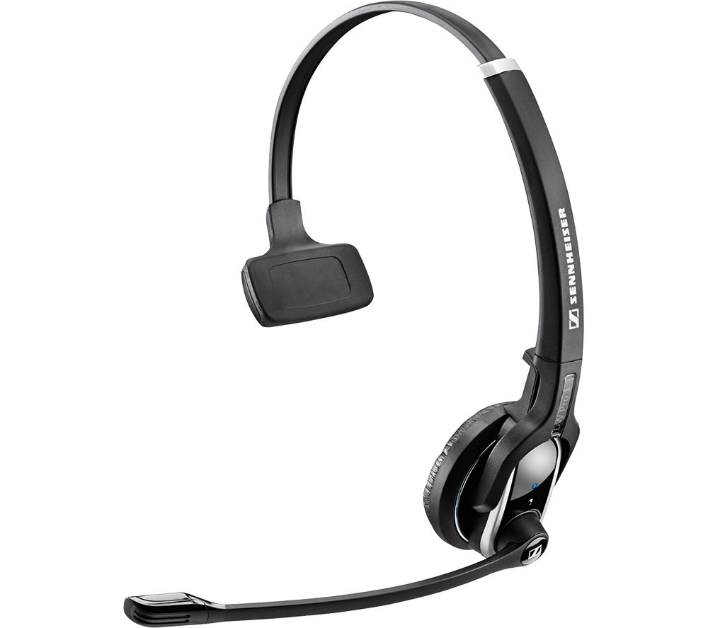 SENNHEISER DW Pro1 Wireless Headset - Black
