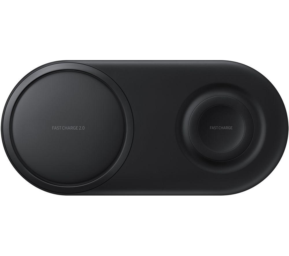 SAMSUNG EP-P520 Qi Wireless Duo Charging Pad - Black