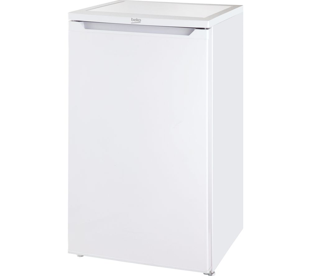 BEKO FS4823W Undercounter Freezer - White, White