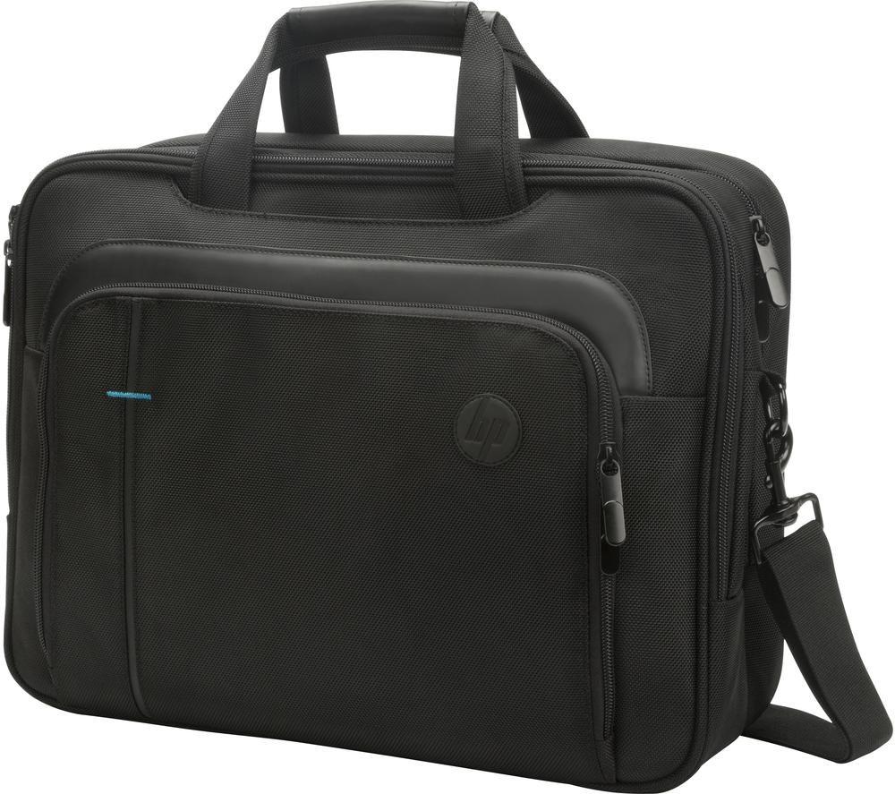 "HP SMB Topload 15.6"" Laptop Case - Black"