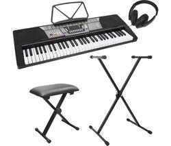 AXP10 Electronic Keyboard Pack - Black