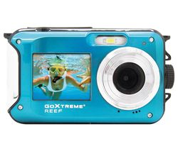 Reef 20154 Tough Compact Camera - Blue