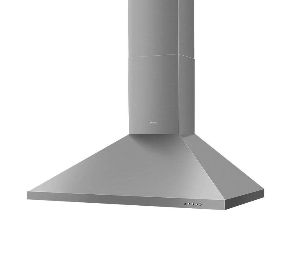 SMEG KD91XE2 Chimney Cooker Hood - Stainless Steel