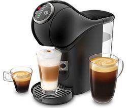 by Krups Genio S Plus KP340840 Coffee Machine - Black