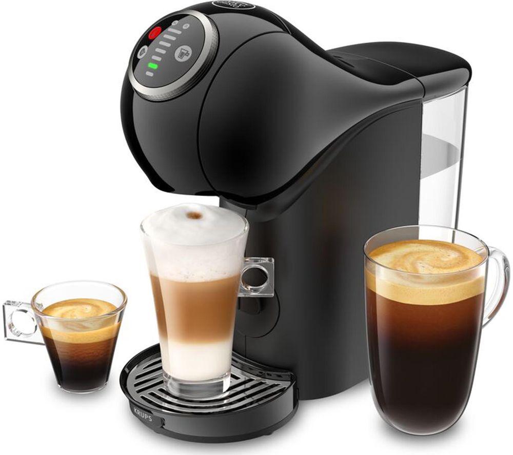 DOLCE GUSTO by Krups Genio S Plus KP340840 Coffee Machine - Black, Black