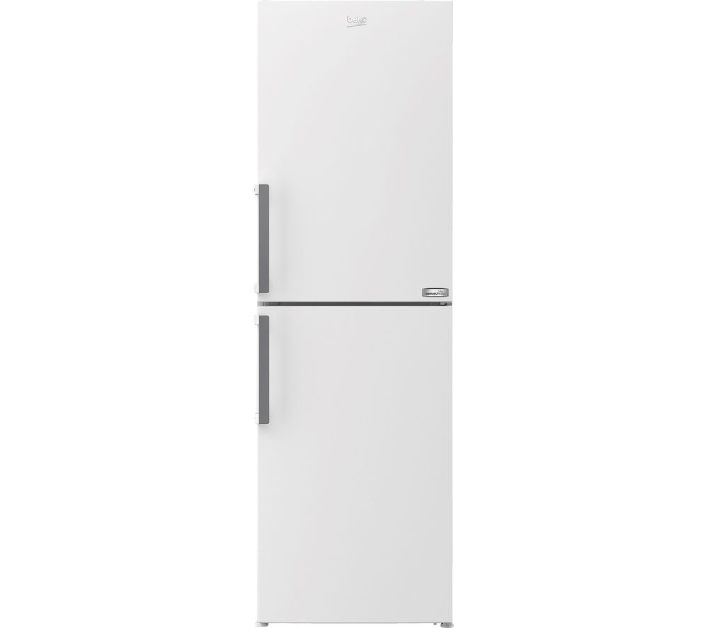 Image of BEKO HarvestFresh CFP3691VW 50/50 Fridge Freezer - White, White