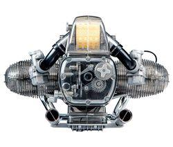 BMW R90S Boxer Engine Model Kit