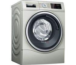 Serie 6 WDU28569GB 10 kg Washer Dryer - Silver