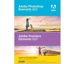 Photoshop Elements 2021 & Premiere Elements 2021 - Student & Teacher Edition