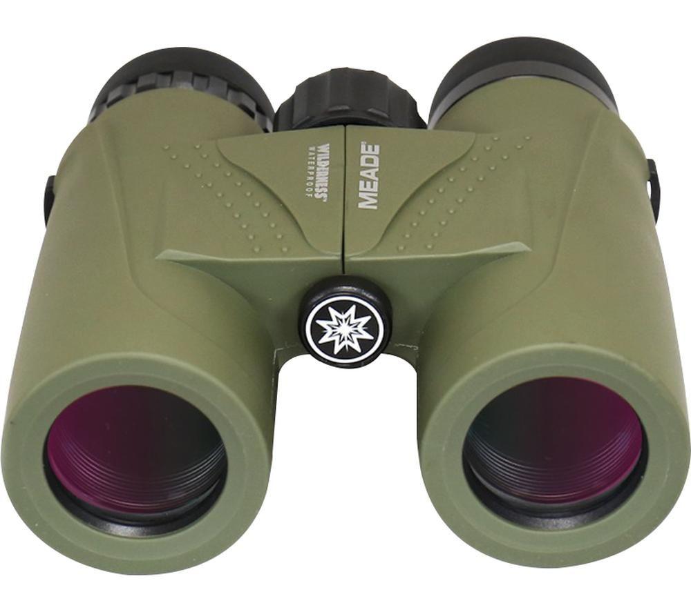 MEADE Wilderness 10 x 32 mm Binoculars - Green, Green