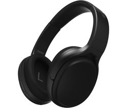 00184025 Tour Wireless Bluetooth Noise-Cancelling Headphones - Black