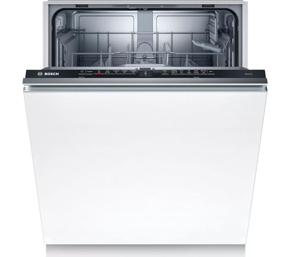 BOSCH Serie 2 SMV2ITX18G Full-size Fully Integrated WiFi-enabled Dishwasher