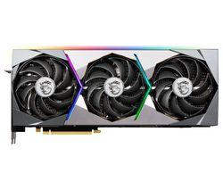 GeForce RTX 3080 Ti 12 GB SUPRIM X Graphics Card