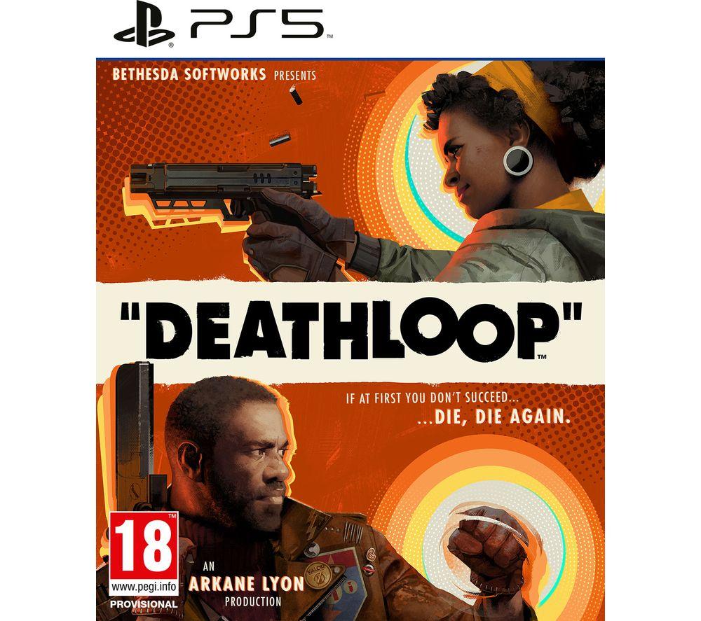 PLAYSTATION Deathloop - PS5