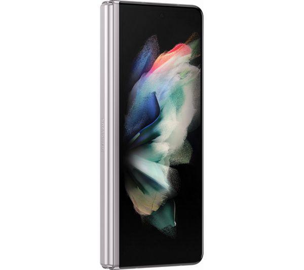 Samsung Galaxy Z Fold3 5G - 256 GB, Phantom Silver 3