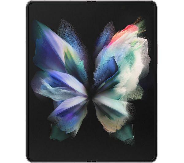 Samsung Galaxy Z Fold3 5G - 256 GB, Phantom Silver 4