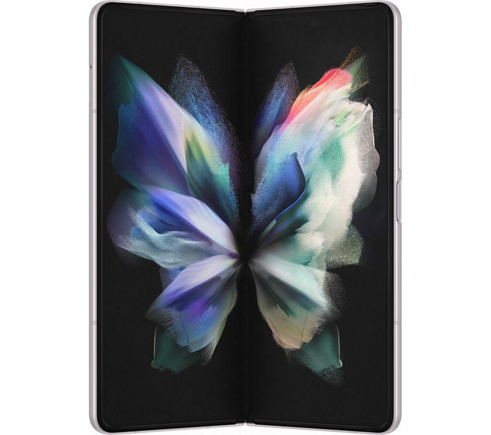 Samsung Galaxy Z Fold3 5G - 256 GB, Phantom Silver 0