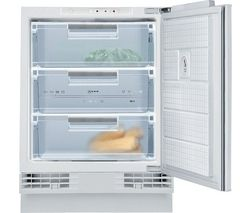 NEFF N50 G4344X7GB Integrated Undercounter Freezer