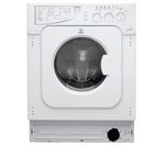 INDESIT Ecotime IWDE146 Integrated Washer Dryer