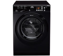 HOTPOINT WMFUG842K SMART Washing Machine - Black