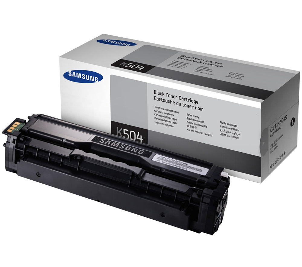 SAMSUNG K504S Black Toner Cartridge