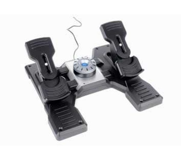 Image of SAITEK PZ35 Pro Flight Rudder Pedals
