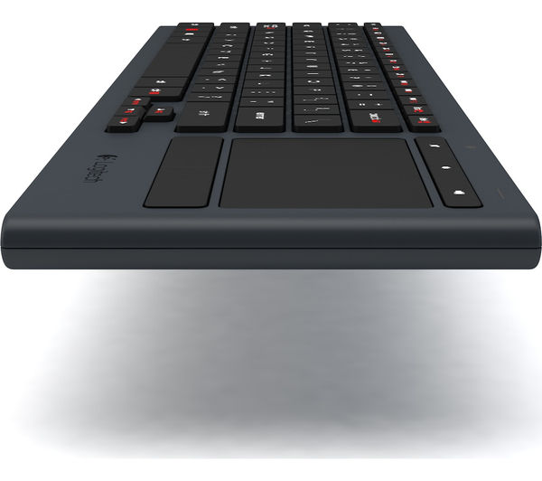 Buy LOGITECH Illuminated Living Room K830 Wireless Keyboard
