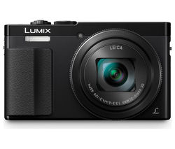 Lumix DMC-TZ70EB-K Superzoom Compact Camera - Black