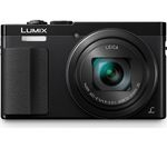 PANASONIC Lumix DMC-TZ70EB-K Superzoom Compact Camera - Black