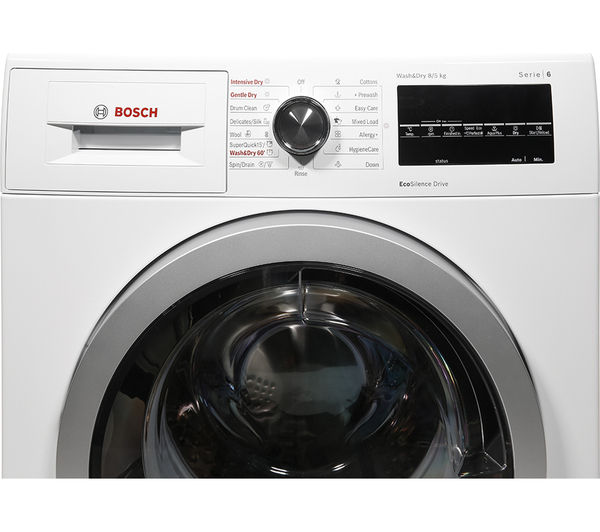 Buy Bosch Serie 6 Wvg30461gb Washer Dryer White Free