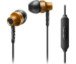 PHILIPS SHE9105 Headphones - Brass