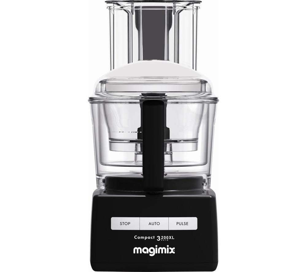 Magimix Food Processor Xl Black
