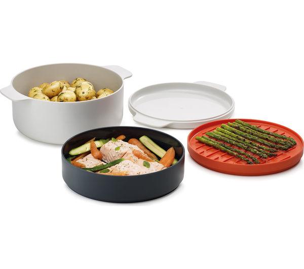 45001 joseph joseph m cuisine 4 piece stackable for Jj fish n chicken