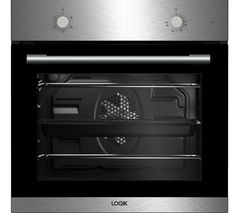 LBFANX16 Electric Oven - Stainless Steel