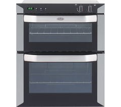 BELLING BI70MLPG Built-under LPG Oven - Stainless Steel