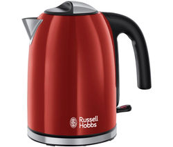 RUSSELL HOBBS Colour Plus 20412 Jug Kettle - Red