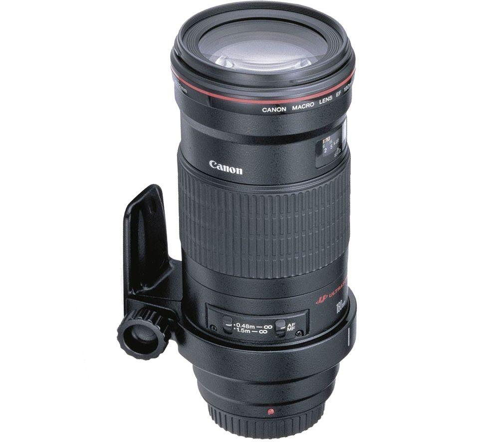 CANON EF 180 mm f/3.5 L USM Telephoto Prime Lens