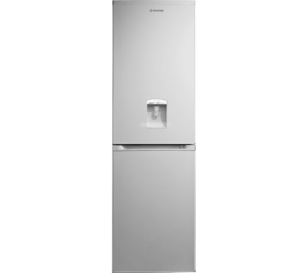 HOOVER HVBF5182AWK 50/50 Fridge Freezer - Silver