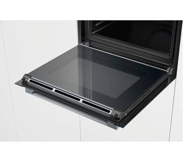 Buy Bosch Serie 8 Hbg6764b6b Electric Smart Oven Black